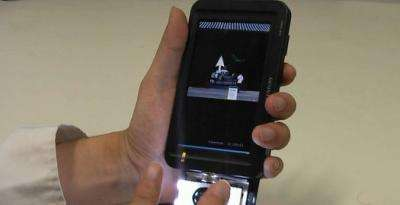 Cell Phones Using Gesture Control (w/ Video)