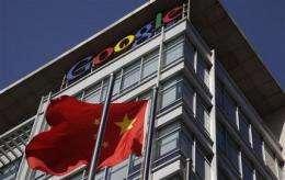 China confirms it renewed Google operating license (AP)