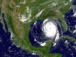 Cities attract hurricanes