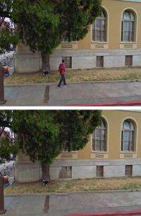 Computer Scientists Build Pedestrian Remover
