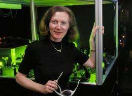 CU physicists use ultra-fast lasers to open doors to new technologies unheard of just years ago