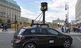 Czechs halt Google's 'Street View,' cite privacy (AP)