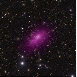 Dark Energy Measurement Sheds New Light on Universe's Expansion