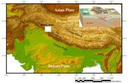 Deep subduction of the Indian continental crust beneath Asia