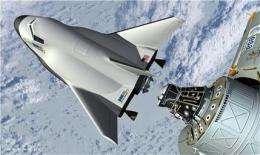 Deficit hit men target NASA's post-shuttle plans (AP)