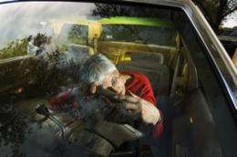 Drowsy driving crashes preventable
