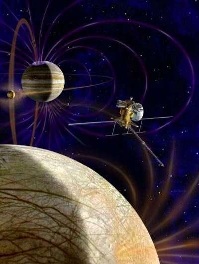 Jupiter's proposed mission system achieves milestone