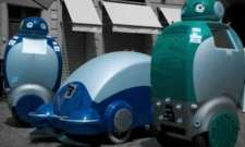 Europe's first mobile robotic bin-on-call