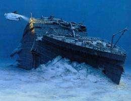 Expedition Titanic gets underway