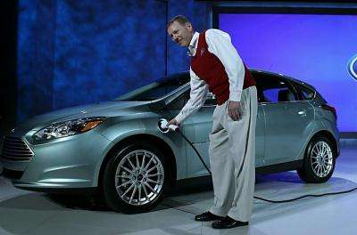 Ford Motor Company President and CEO Alan Mulally