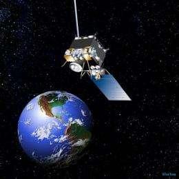 GOES-13 is America's new GOES-EAST satellite
