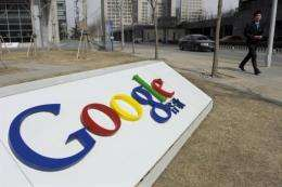 Google, Baidu and DDMap account for more than half of the online mapping market in China