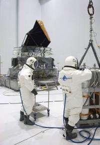'Green' satellite fuel designed to make space safer