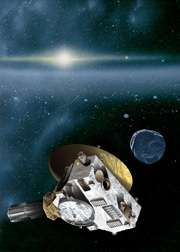 Halfway to Pluto, New Horizons Wakes Up in 'Exotic Territory'