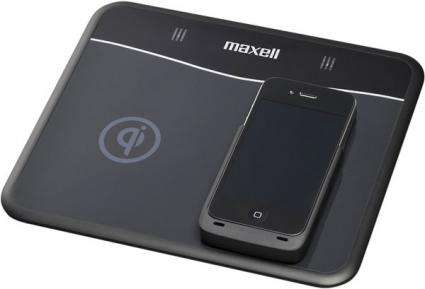 Hitachi Maxell to join the wireless charging market in April 2011