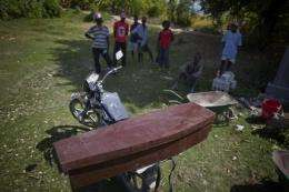 In Haiti, cholera could heighten earthquake misery (AP)