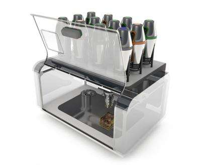 Introducing Cornucopia, the food printer