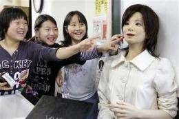 Japan may send chatty humanoid tweet-bot to space (AP)