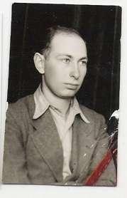 Jewish refugee Ralph Schwab