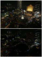 Landmarks, cities worldwide unplug for Earth Hour (AP)