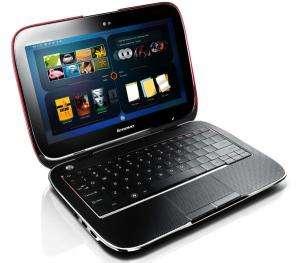 Lenovo's IdeaPad U1Hybrid Notebook