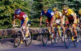 Maintaining energy balance during races  may protect cyclists' bones, researcher says