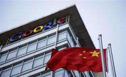 Many wired Chinese unfazed at possible Google exit (AP)