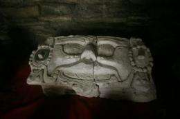 Mexico: Maya tomb find could help explain collapse (AP)