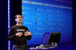 Microsoft's Dean Hachamovitch, Corporate VP of Internet Explorer, speaks at the Internet Explorer 9 Beta launch