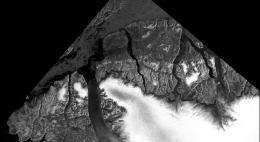 Missing 'Ice Arches' Contributed to 2007 Arctic Ice Loss