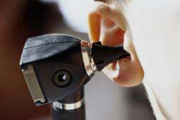 More ear infections in teens with smoker at home