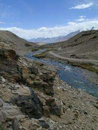 New information about how Himalayas were formed
