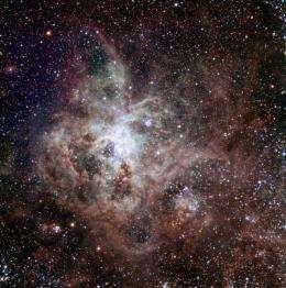 New national telescope at La Silla