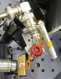 New wave: JILA develops efficient source of terahertz radiation