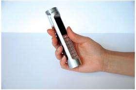Cell phone coca-cola