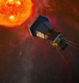 NRL's wide-field imager selected for solar probe plus mission