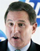 Oracle names ex-HP CEO Mark Hurd co-president (AP)