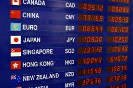 Pattern seen in governments' currency policies