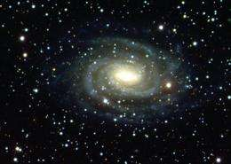 PCs around the world unite to map the Milky Way