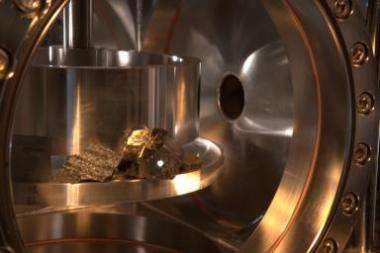 ChemCam to study rocks from Mars