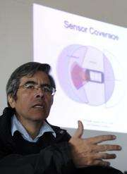 Professor Raul Rojas, of Berlin's Free University, said the cars could be on the motorway in under 20 years