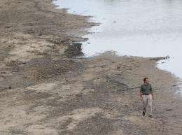Projection shows water woes likely based on warmer temperatures