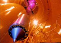 Quantum gas in free fall