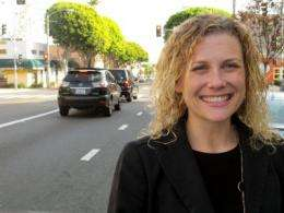 Researcher finds proximity to freeway associated with autism
