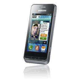 Samsung launches wave 723 smart phone