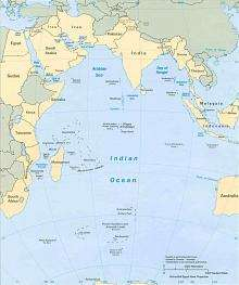 Sea levels rising in parts of Indian Ocean, according to new study