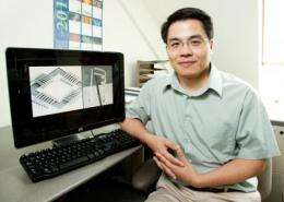 Small wires make big connections for microelectronics