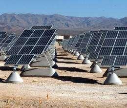 Solar leader sees bright future