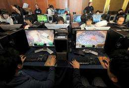 """South Koreans test a new version of """"StarCraft 2"""""""