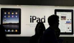 South Korea's wireless operator KT has said it will start selling Apple's iPad on November 30